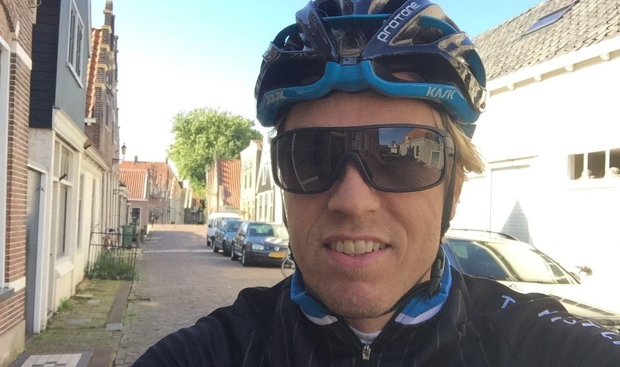 Christiaan Warger Cima Coppi interview Dennis Timp van Beter In Het Zadel